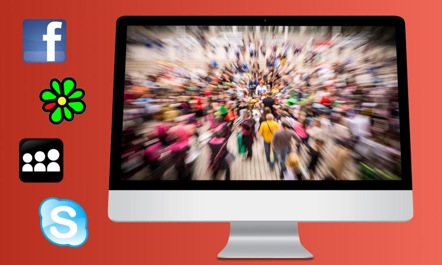 Fáze kybergroomingu: Podezřelé chování virtuálních přátel