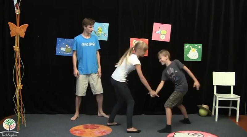 Hra Šerm :: Vysvětlení akční hry pro 2 hráče